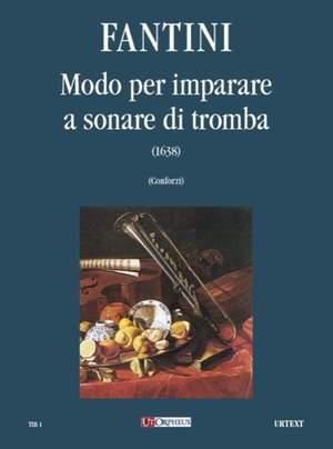 Fantini, G: Modo per imparare a sonare di Tromba (1638)