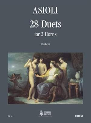 Asioli, B: 28 Duets