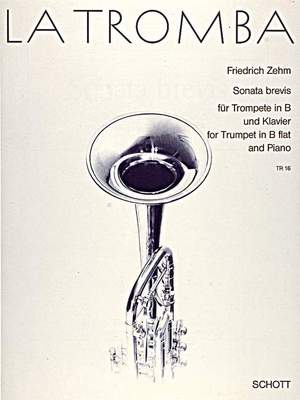 Zehm, F: Sonata brevis