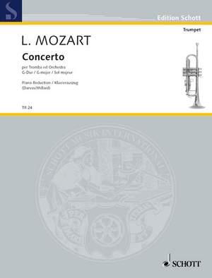 Mozart, L: Concerto G major