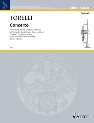 Torelli, G: Concerto D major G 9