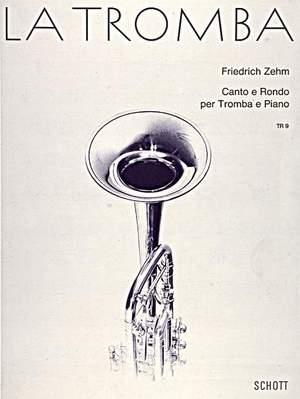 Zehm, F: Canto e Rondo