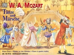 Mozart, W A: Dances and Marches
