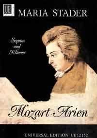 Mozart, W A: Mozart Album Der Maria Stader Vce Pft