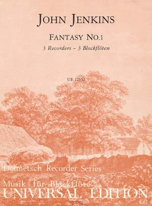 Jenkins, J: Fantasy No.1