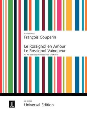 Couperin, F: Couperin Le Rossignolen Amour Tre.rec Pf