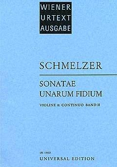 Schmelzer, J H: Sonatae unarum fidium Band 2