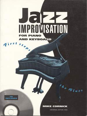 Cornick Mike: Jazz - Improvisation with CD