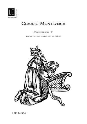 Monteverdi:  Confitebor Primo Mix Vce Chor
