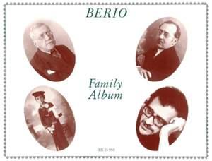 Berio Luciano: Berio Family Album