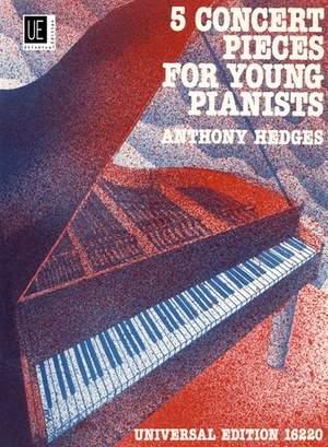 Hedges, A: Hedges Five Concert Pieces