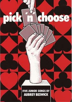 Beswick Aubrey: Pick'n Choose