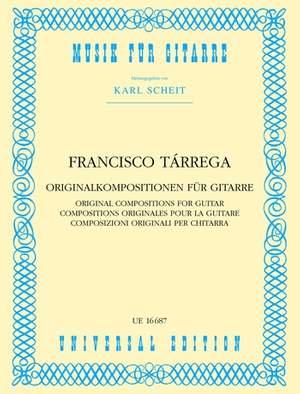 Tárrega, F: Tarrega Original Compositions S.gtr