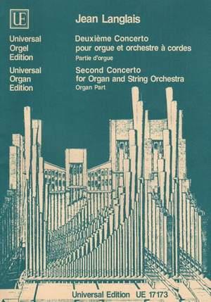 Haselböck Marti: Langlais Concerto No.3 Org Part