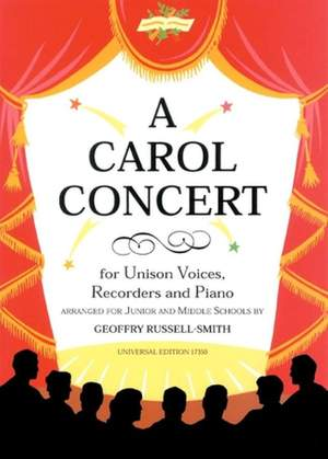 Russell-Smith G: Russell-smith Carol Concert Pack