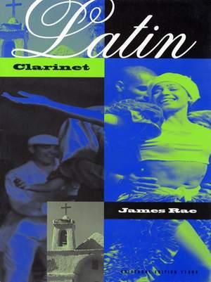 Rae, J: Latin Clarinet By Rae