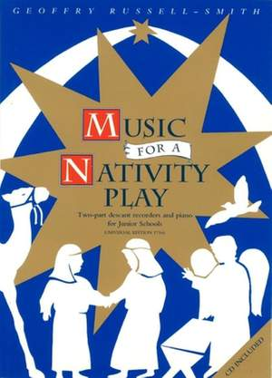 Russell-Smith G: Russell-smith Music Nativity Play Pack