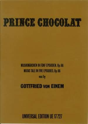 Einem, G v: Einem Prince Chocolat Vocal Score Op. 66
