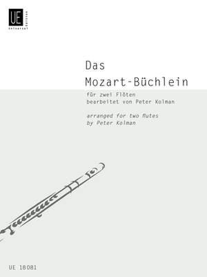 Mozart, W A: Kolman Selected Mozart 2fl Band 4