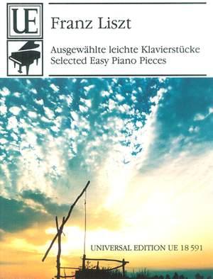 Liszt, F: Liszt Selected Easy Piano Pieces