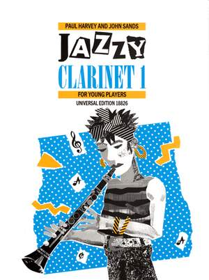 Harvey Paul: Jazzy Clarinet 1