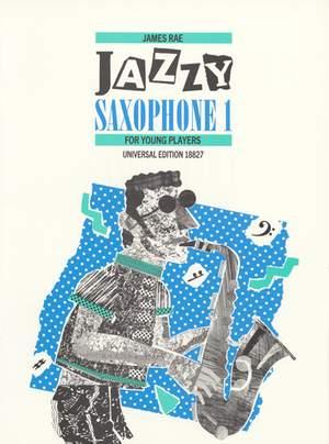 Rae, J: Jazzy Saxophone 1