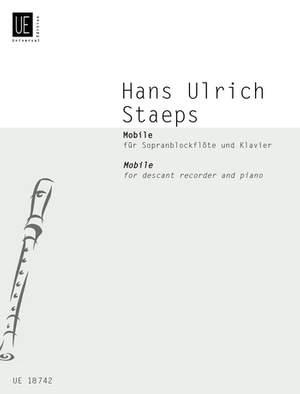 Staeps Hans Ulr: Staeps Mobile Des.rec Pft