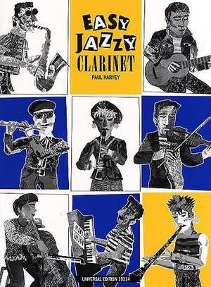 Harvey, P: Easy Jazzy Clarinet