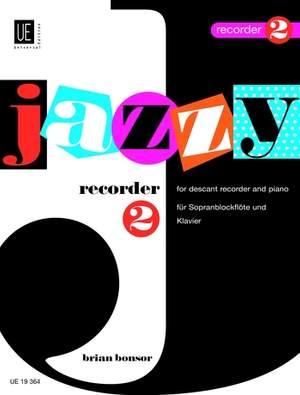 Bonsor, B: Jazzy Recorder 2 Band 2