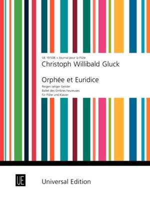 Gluck: The Dance of the Blessed Spirits from 'Orpheus and Eurydice' Band 28