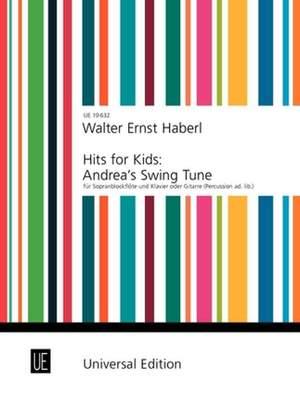 Haberl Walter E: Haberl Andrea's Swing Tune Rec Pft(gtr)