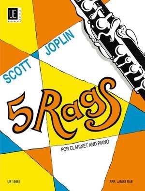 Joplin, S: 5 Rags