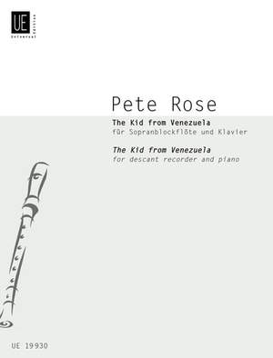 Rose Pete: Rose The Kid From Venezuela Des.rec Pft