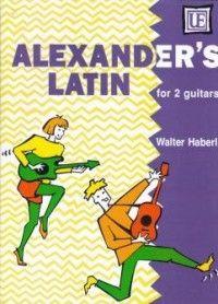 Haberl Walter E: Haberl Alexander's Latin 2gtr