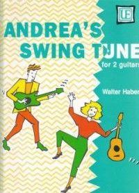 Haberl Walter E: Haberl Andrea's Swing Tune 2gtr