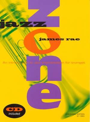 Rae, J: Jazz Zone with CD