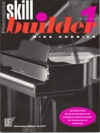 Cornick Mike: Skillbuilder 1 - Pianojazz