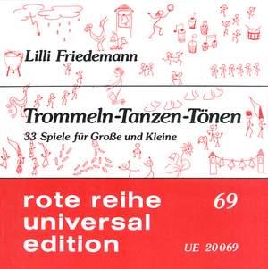 Friedemann, L: Trommeln - Tanzen - Tönen Band 69