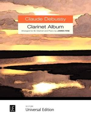 Debussy, C: Clarinet Album
