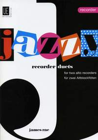 Rae, J: Jazzy Recorder Duets