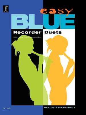 Russell-Smith G: Easy Blue Recorder Duets