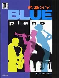 Cornick Mike: Easy Blue Piano