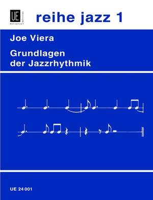 Viera Joe: Grundlagen der Jazzrhythmik