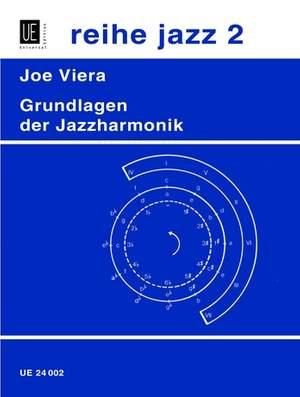 Viera Joe: Grundlagen der Jazzharmonik