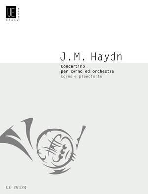 Haydn, J M: Concertino
