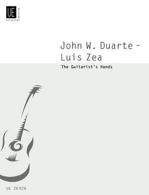 Duarte John W.: Duarte Guitarists Hands