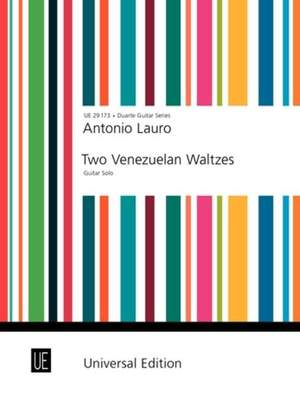 Lauro, A: 2 Venezuelan Pieces