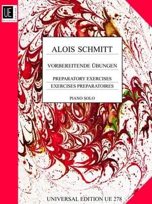 Schmitt, A: Preperatory Exercises Op.16