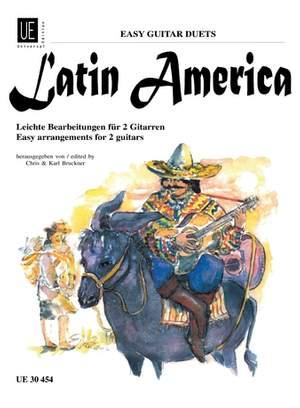 Bruckner Latin America 2gtr Easy