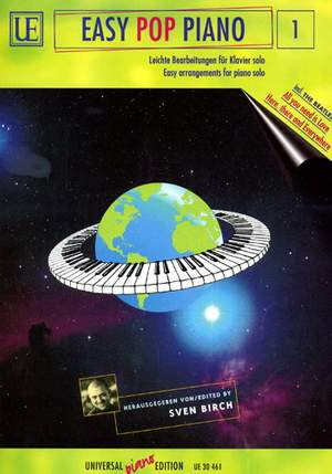 Birch: Easy Pop Piano Volume 1